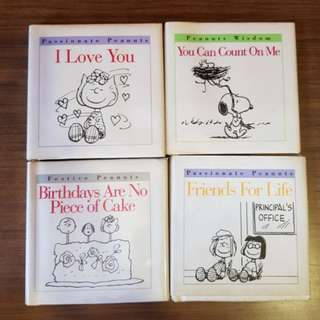 Peanuts Mini Book Bundle Set