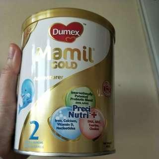 Bless exchange: Dumex mamil gold 2 400g