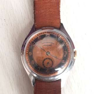 ANCRE Chronometer 古董錶