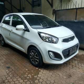 Kia Picanto SE Manual Tahun 2012 Akhir TT / CASH / KREDIT