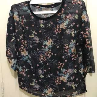 blouse pull&bear