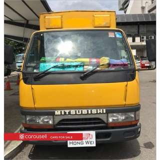 Mitsubishi Fuso Canter FB511 (COE till 11/2022)