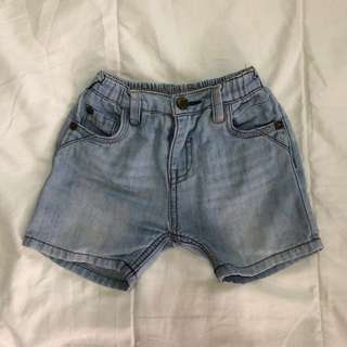 Poney short jeans