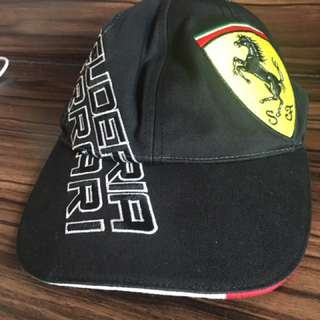 Scuderia Ferrari Cap Collection