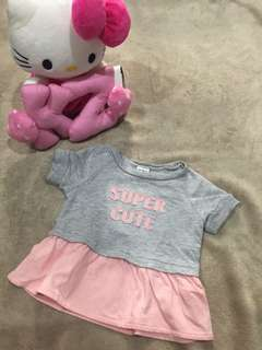 baby dress or bottom 3-6months
