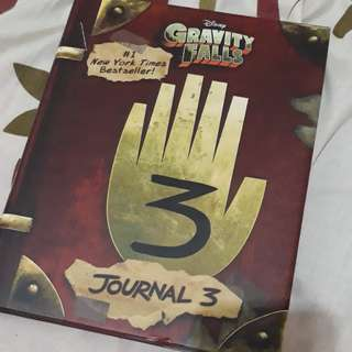 Gravity Falls: Journal 3 Book