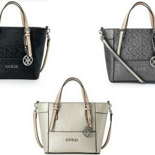Guess Delaney Mini Logo