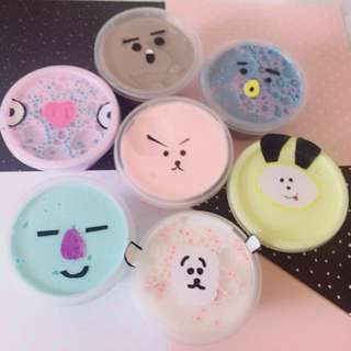 BT21 MYSTERY GRAB BAG SLIME