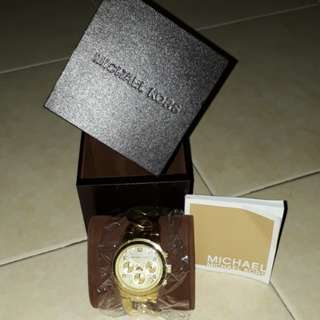 Authentic MichaelKors Watch