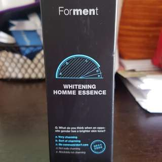 Whitening Homme Essentials