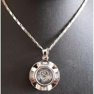 Chinese Dog zodiac lucky charm pendant (时来运转生肖)