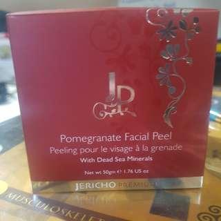Jericho premium pomegranate facial peel