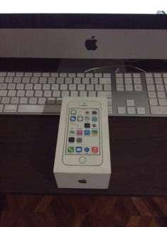 IPHONE 5S GLOBELOCKED 16GB
