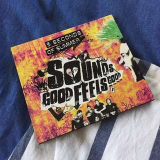 5 Seconds of Summer: Sounds Good Feels Good Album