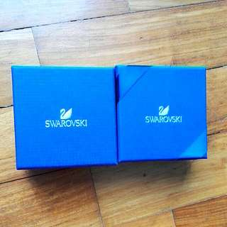 Swarovski Jewelery Boxes