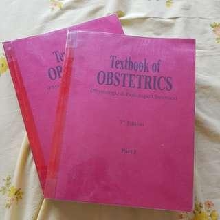 Ob Gynecology book