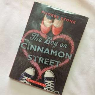 The Boy on Cinnamon Street | Phoebe Stone