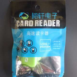 Micro SD USB Card Reader For Sale