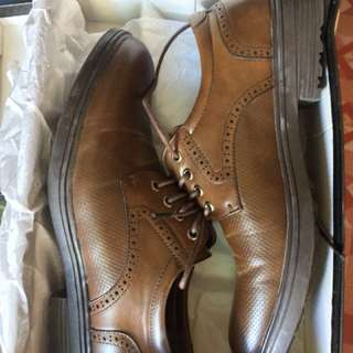 Brown Formal/Smart Casual Shoes