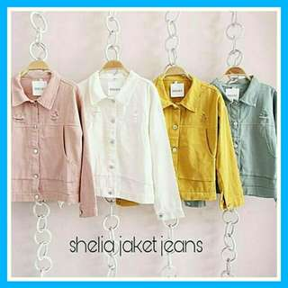 Sheila jacket