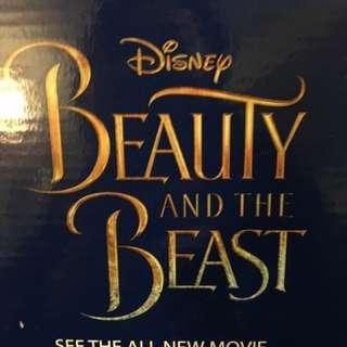 Beauty & the beast 燈