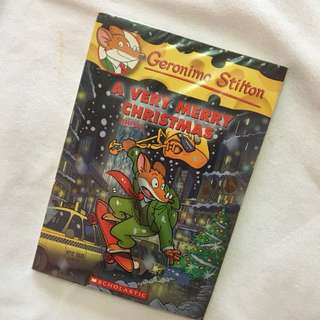 A very Merry Christmas | Geronimo Stilton