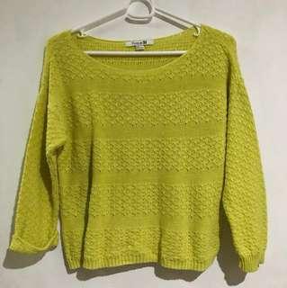 Forever 21 Neon Knit Top (Worn by Kathryn Bernardo)