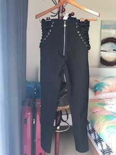Long pants stretch