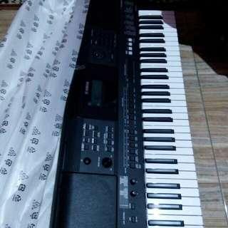 Jual santai keyboard yamaha psr 453 & psr 363 kondisi 99% like new baru 1bln