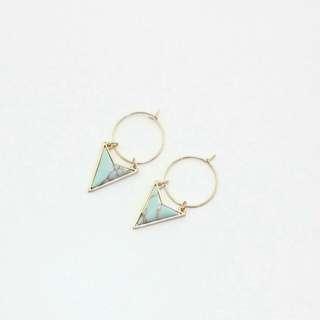 Earing segitiga
