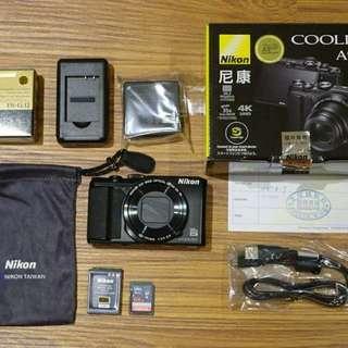 千元起標【NIKON COOLPIX A900】 4K錄影35倍光學變焦類單,原廠公司貨保固一年