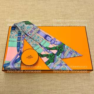 100% Authentic & Brand New Hermes Twilly - Single 5