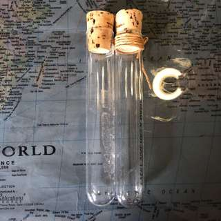 Test tube (Glass)