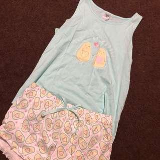 Avocado pyjamas