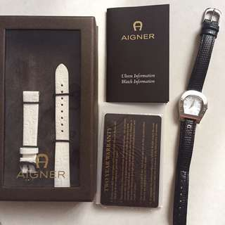 Aigner Mazara A50201 Watch Aunthentic