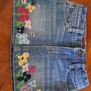 Gap Denim Skirt
