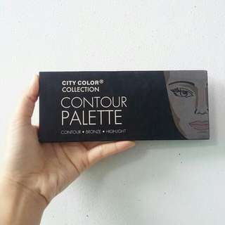 City Color Contour Pallete