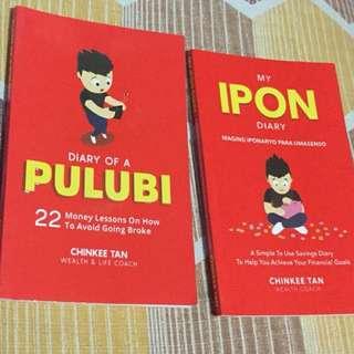 Diary of a Pulubi & My Ipon Diary