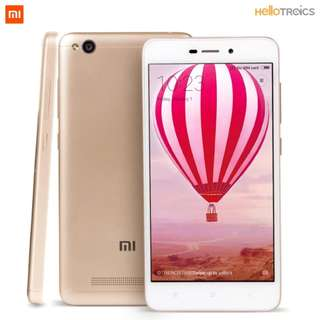 Xiaomi Redmi 4A 2GB RAM 16GB ROM (Gold) | Brand New | Cash On Delivery