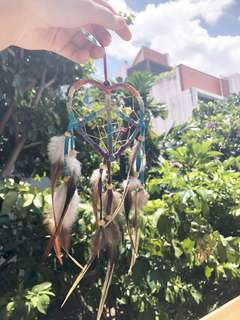 Handmade Dream catcher .