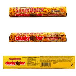 SILVERQUEEN CHUNKY BAR CHASEW