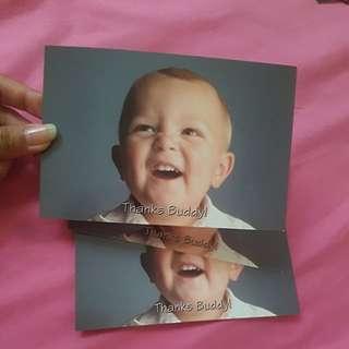 Kartu Ucapan / Post Card