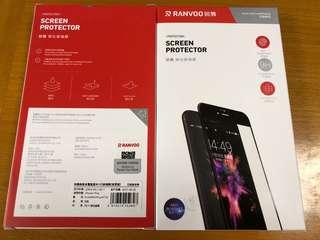 iPhone7+/8+ 曲面全覆蓋藍光一代玻璃膜