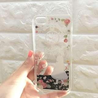 iPhone SE/5/5S 手機殼 Phone case Alice in wonderland 💜
