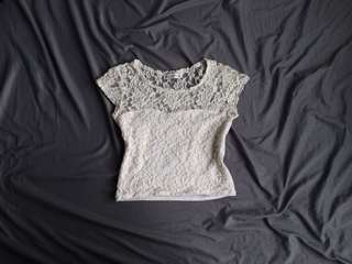 Abercrombie Chic Crop Top