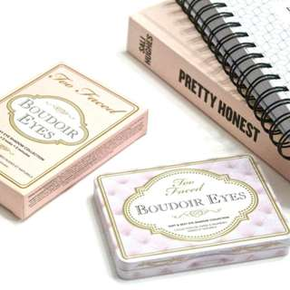 New - TOO FACED Boudoir Eyes Original BPOM Certified