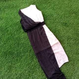 Monochrome Midi Dress #20under