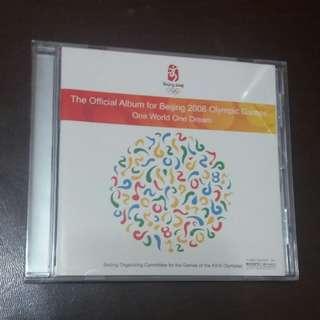 2008北京奧運CD專輯