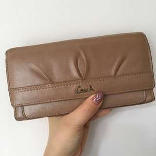 Coach Wallet 100%real