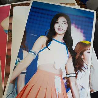 kpop unofficial medium sized posters